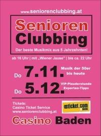 Das SeniorenClubbing@Casino Baden