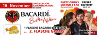 SunSide  Bacardi Bottle Action