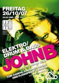 Elektro/D'n'B@Yum Yum - Club