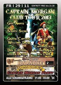 Captain Morgan Club Tour 2013@Excalibur
