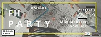FH Vorarlberg Party@K-Shake