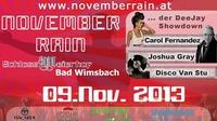 November Rain DJ Showdown