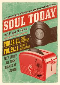 Soul Today@Club U