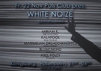 PULS CLUB pres. White Noize