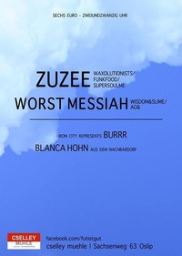 Ton Scheisse Sterben #5 feat. ZUZEE