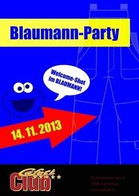 Blaumann-Party@Cafeti Club
