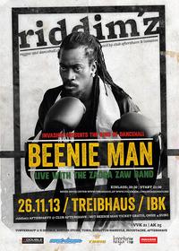 Beenie Man & The Zagga Zaw Band