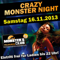 Crazy Monster Night