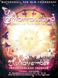 Tomorrowland - Maturaball der HLW Fohnsdorf@Freizeitanlage Zechner