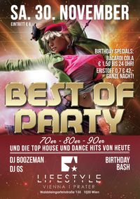 Best of - Birthday Party
