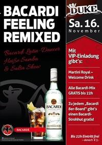 Bacardi Feeling Remixed