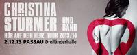 Christina Stürmer - Hör auf dein Herz Tour 2013/14@Dreiländerhalle Passau