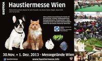 Haustiermesse Wien 2013