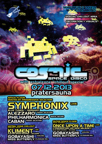 Cosmic - Winterzauber mit Symphonix und Chillout Special