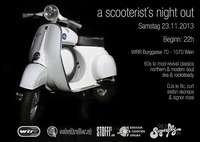 A Scooterists Night Out