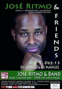 Jose Ritmo & friends