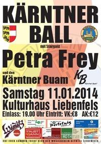 Kärntnerball 2014@Kulturhaus Liebenfels