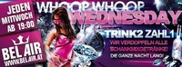 Whoop Whoop Wednesday@Bel Air N1