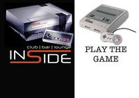 Play The Game Tonight@Inside Bar