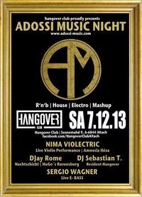 Adossi Music Night