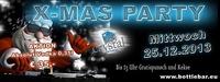 X-mas Party@Crystal Bottle Bar