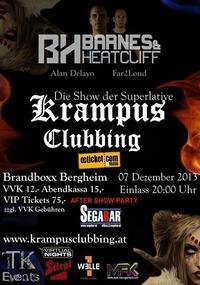 Krampusclubbing@Brandboxx