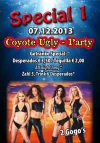 Coyote Ugly - Party