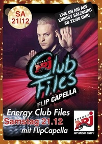 Energy Clubfiles presented by FLIP CAPELLA - live on Radio Energy@Johnnys - The Castle of Emotions