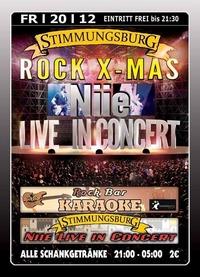 Rock X-Mas - Niie Live in Concert@Excalibur