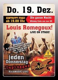 Louis Romegoux Live@Excalibur