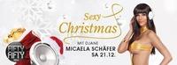 Sexy Christmas mit Micaela Schäfer