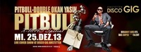 Pitbull Cover Show mit Okan Yasin