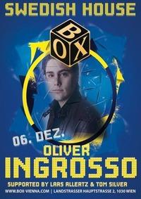 Swedish House - Oliver Ingrosso@BOX Vienna