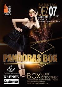 Pandora's Box presents Ws Glamour Night Vienna@BOX Vienna