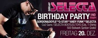 Selecta Birthday Party 1.st Trip