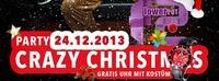 Crazy Christmas Party - Hol dir deine Armband-Uhr ab