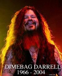 We remember Dimebag Darrell@Abyss Bar