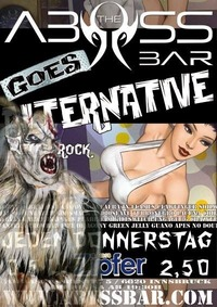 Alternative Krampuss Thursday@Abyss Bar