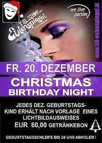 Christmas Birthday Night@Till Eulenspiegel