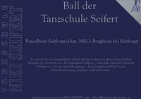 Ball der Tanzschule Seifert@Brandboxx