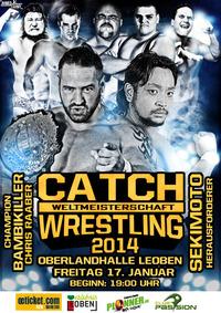 Catch-Wrestling Weltmeisterschaft 2014@Oberlandhalle Leoben
