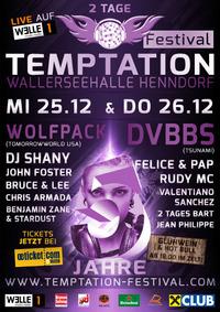 Temptation Festival 2013