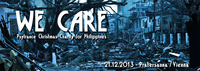 We Care - Psytrance Charity for the Philippines@Pratersauna