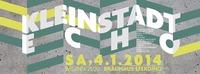 Kleinstadtecho - electronic charity festival - Florian Meindl  Martin Eyerer uvm.