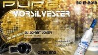 Big Pure Vorsilvester Party