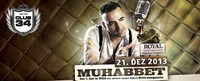 Muhabbet live on Stage...