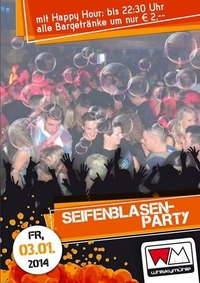 Seifenblasen Party@Whiskymühle