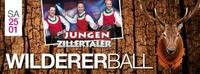 Wildererball mit den Jungen Zillertalern@Shake