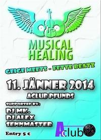Musical Healing - Geige meets fette Beats