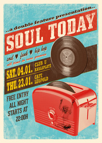Soul Today@Café Leopold
